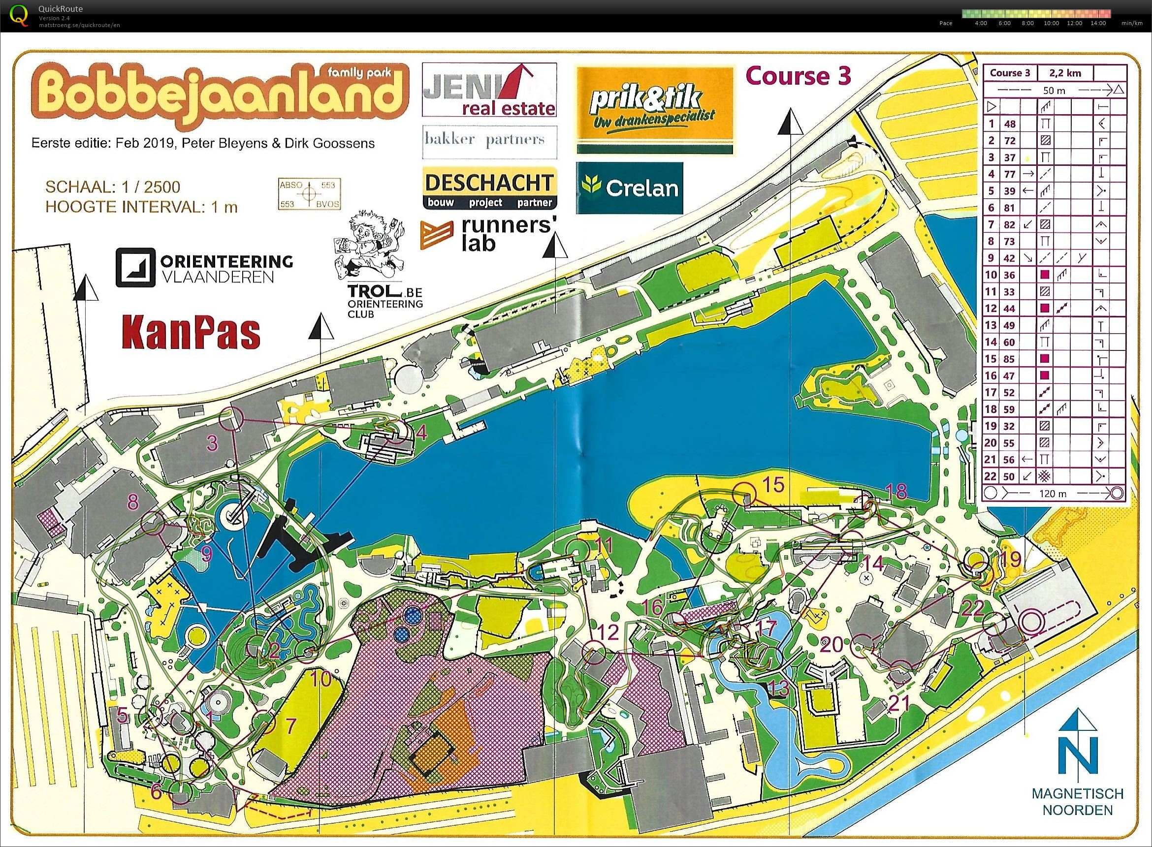 Nationale Sprint Bobbejanland (31-03-2019)