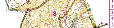 Portugal O Meeting - Middle Distance - H50 (2020-02-24)